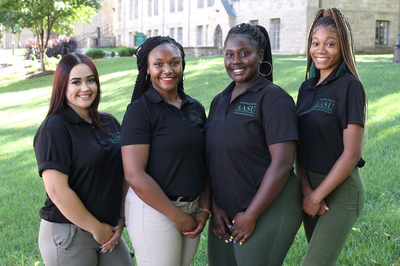 2019-2020 AASU officers