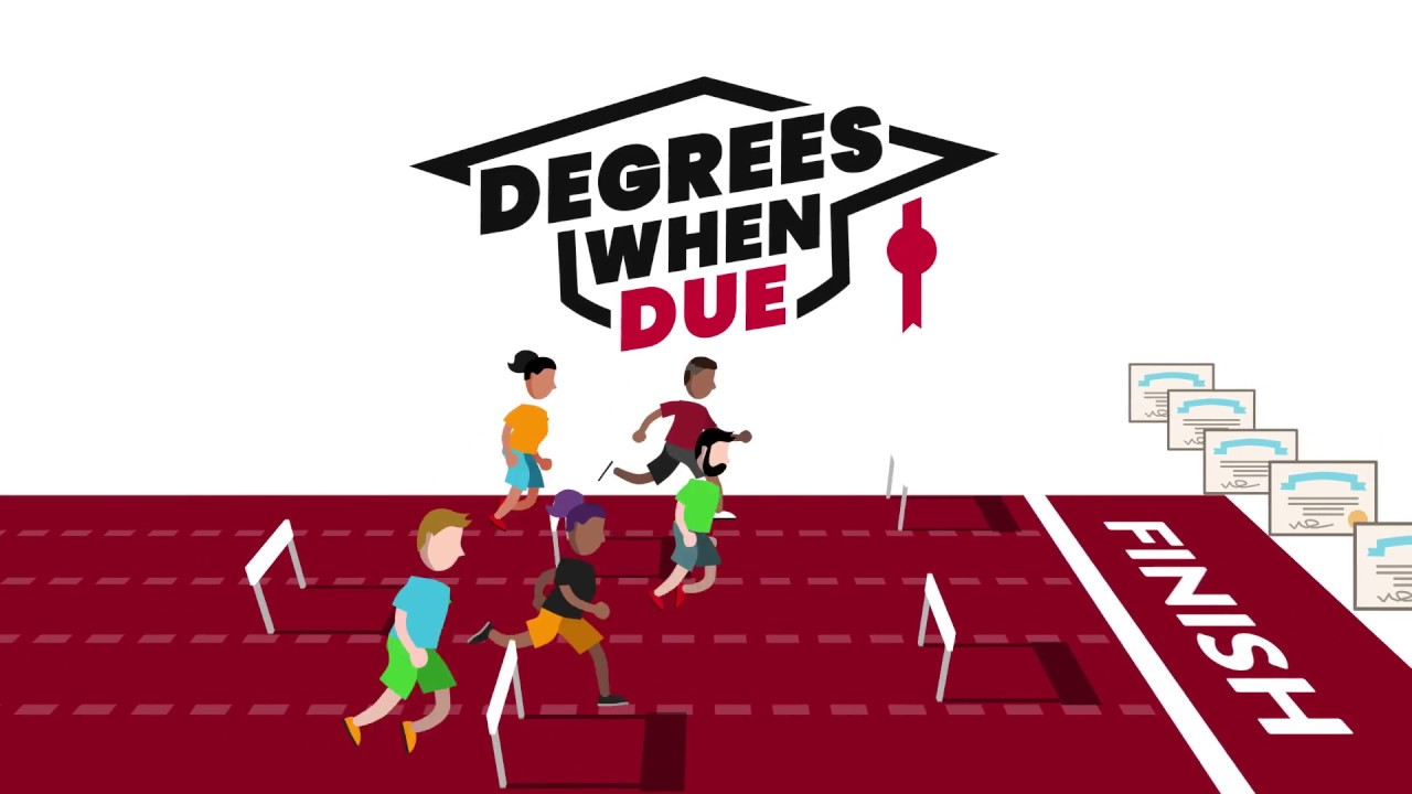 Degrees When Due