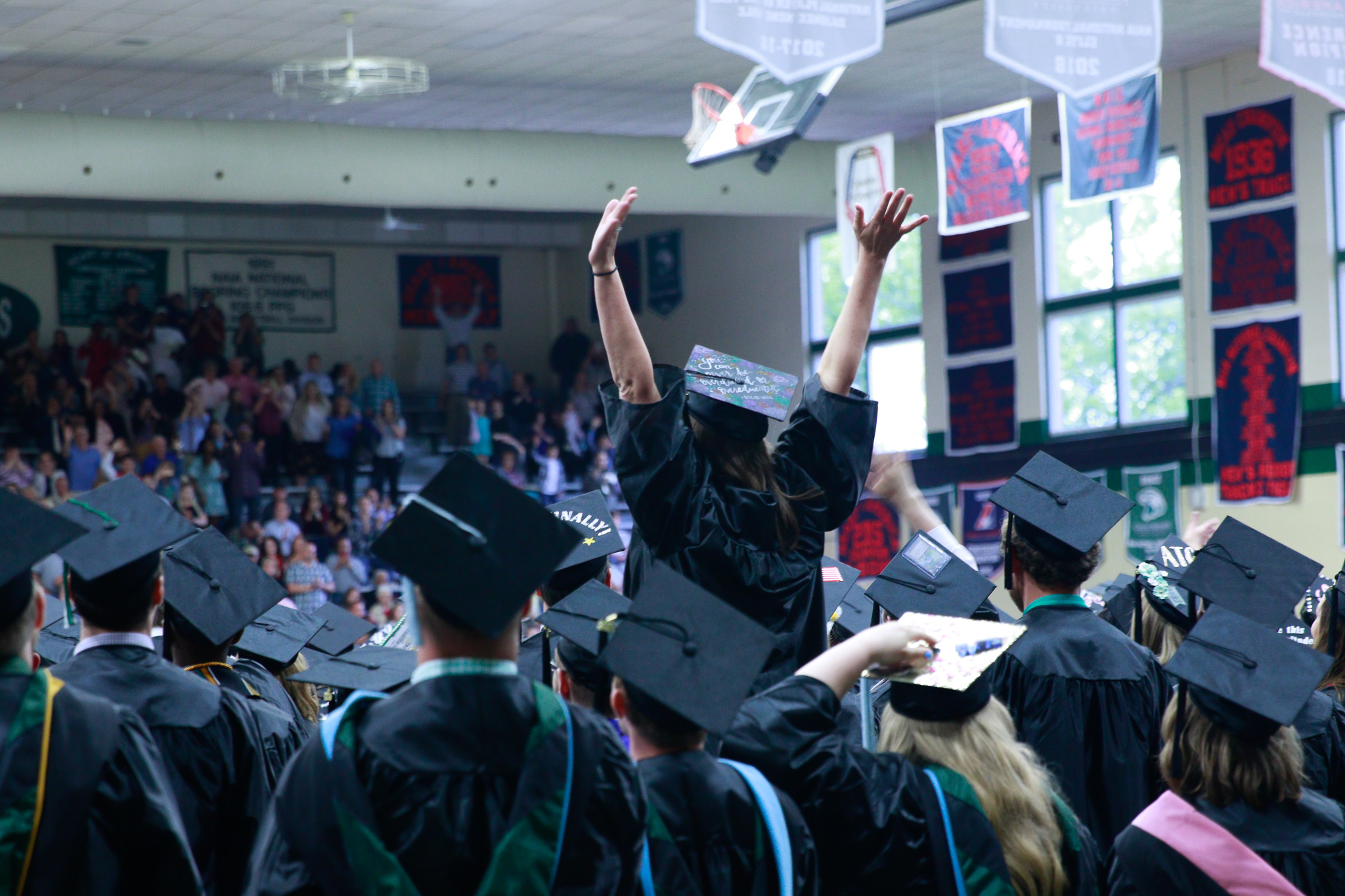 Spring graduation to be held in September